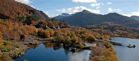 Lanberis & Autumn in Snowdonia