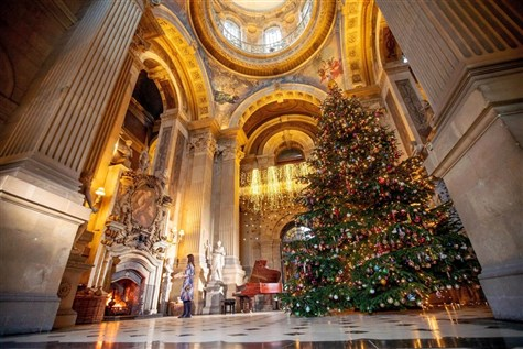 Christmas Masquerade at Castle Howard Express