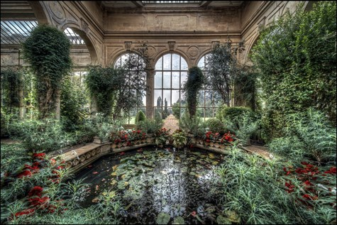 Northampton and Castle Ashby Garden