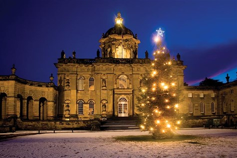 Castle Howard at Christmas - Angels on High