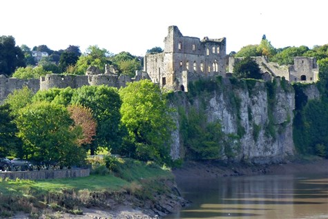 Chepstow,Ross On Wye and Symonds Yat Express
