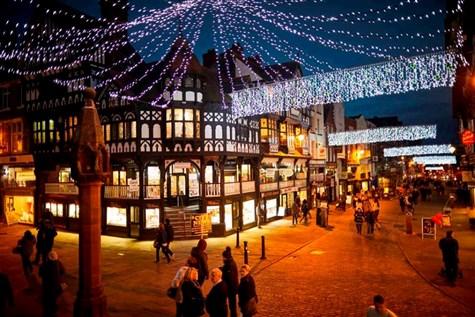 Festive Chester & Manchester Christmas Market