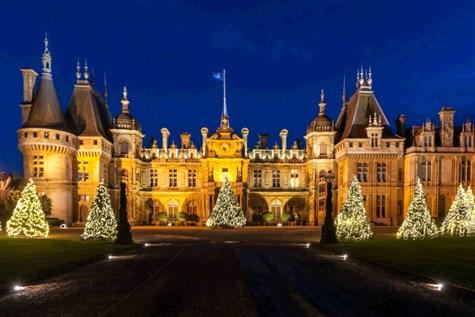 Waddesdon Manor - A Christmas Carnival