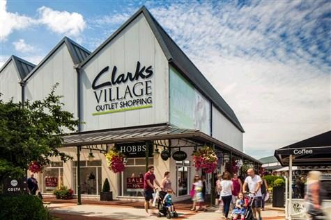 Clarks Village, Street, Express