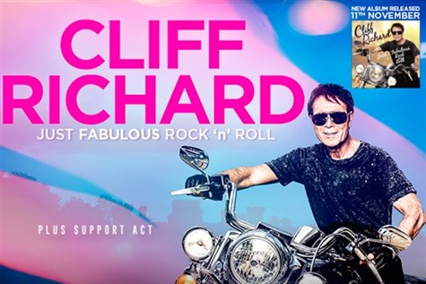 Cliff Richard - At Walcot Hall,