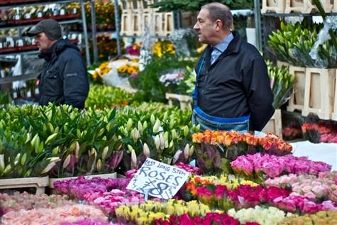 Columbia Rd Flower Mkt & Covent Garden Express
