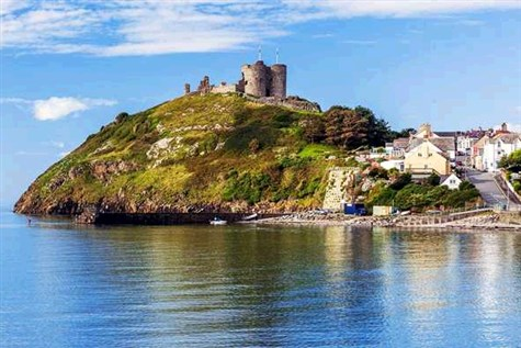 Criccieth on the Shores of Snowdonia