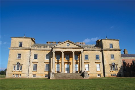 Croome Park & The Vale of Evesham Express