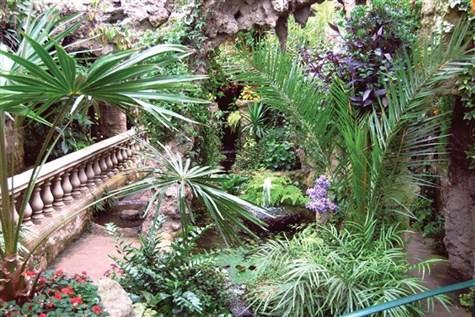 Chepstow & Dewstow Hidden Gardens &  Grottoes