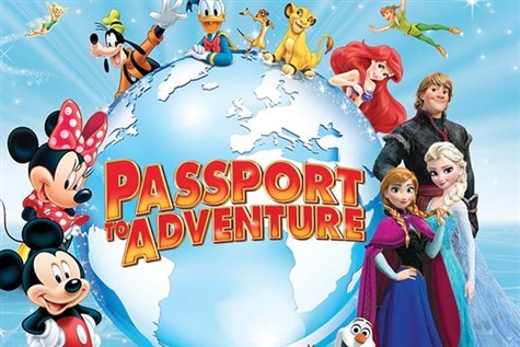 Disney On Ice, Passport to Adventure
