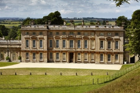Houses of Poldark: Dyrham & Chavenage