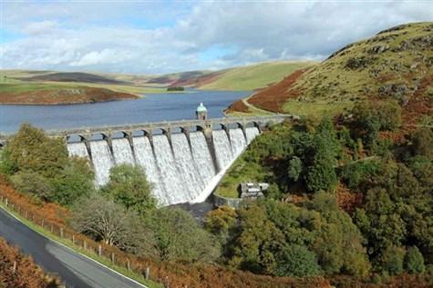 The Elan Valley & Aberystwyth