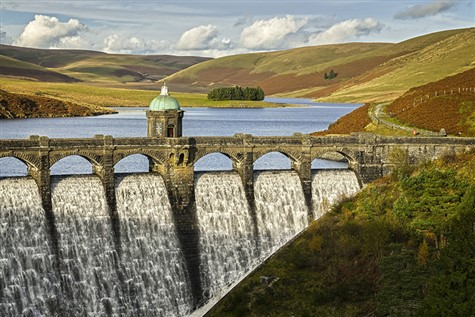 Red Kites & Reservoirs - Elan Valley & Gigrin Farm