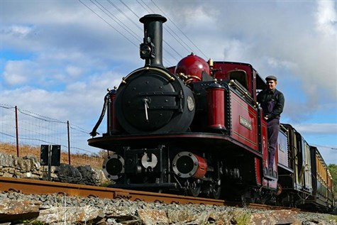 Ffestiniog Railway & Porthmadog