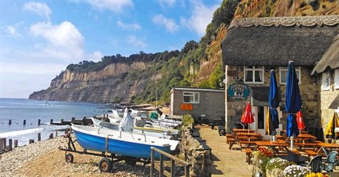 Stunning Shanklin & the Isle of Wight