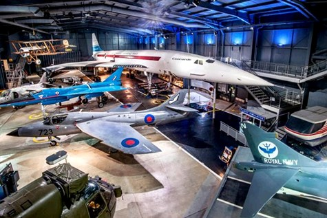 Fleet Air Arm Museum, Express