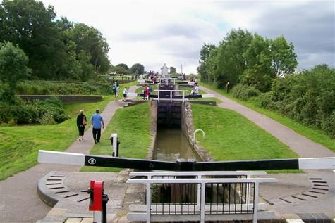Foxton Locks, Uppingham & Rutland Water