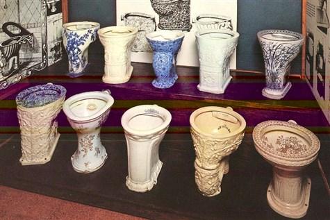 Potty about the Potteries! Potteries Museum & Glad