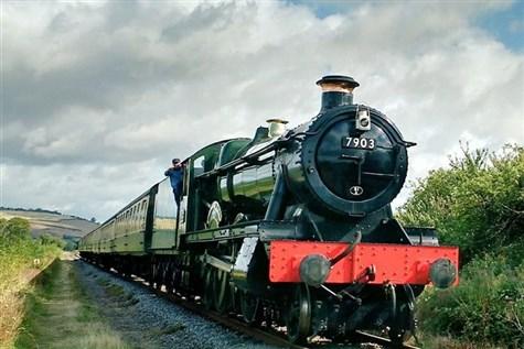 Broadway, Gloucester Warks Railway & Cheltenham Ex
