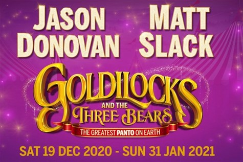 Goldilocks and the 3 Bears at Birmingham Hippodrome