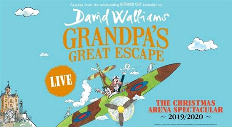 Grandpas Great Escape, The Arena, Birmingham