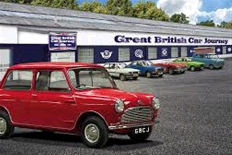 The Great British Car Journey & Belper
