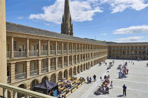 Halifax & the Piece Hall Express