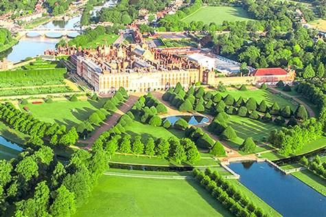 Summer at Hampton Court Palace