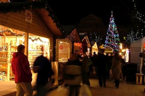 Harrogate Christmas Market Express