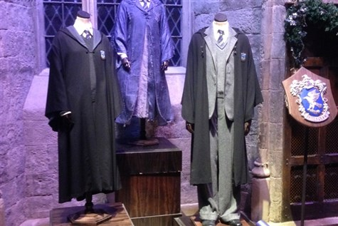 Warner Bros Studio Tour - Harry Potter