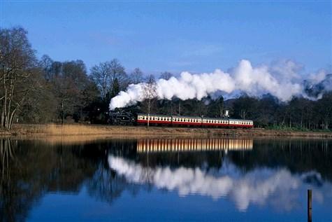 Autumn Colour in the Lakes: Rail & Sail