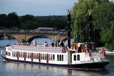 Henley On Thames, Midsomer Experience Cruise