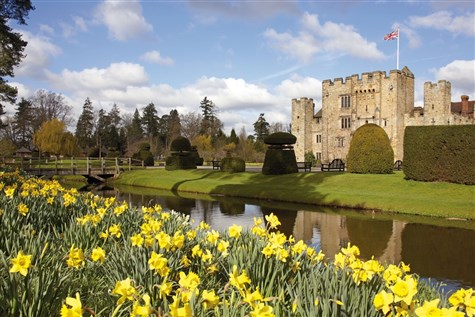 Hever Castle in Bloom - Rose Week
