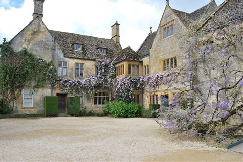 Summertime Gardens of the Cotswolds