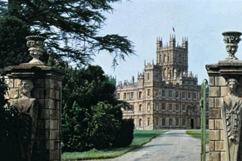 Highclere Castle, Exhibition and Gardens