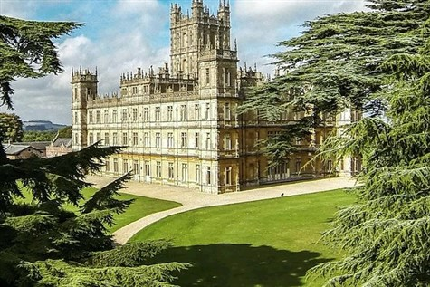 Highclere Castle, Exhibitions and Gardens