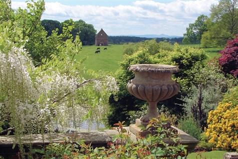 Hodnet Hall Gardens for the Plant Hunters Fair Exp