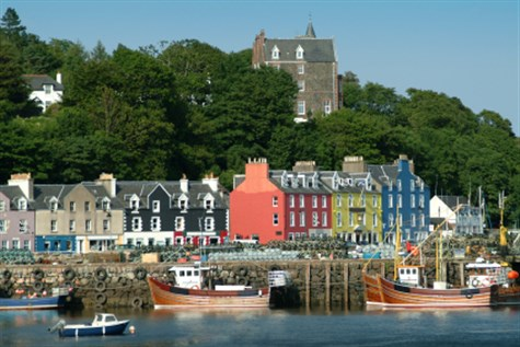 Oban, Mull and Iona