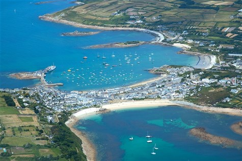 Falmouth & the Isles of Scilly