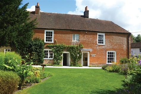 Chawton House Library and Winchester