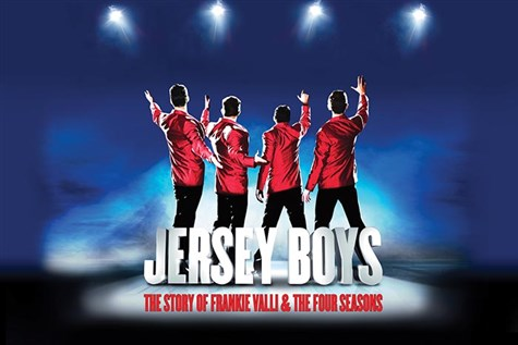 Jersey Boys, Regent Theatre Stoke & Afternoon Tea