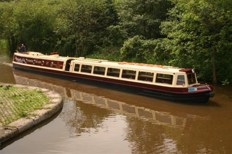 Winter Warmer Cruise on the Upper Peak Canal with