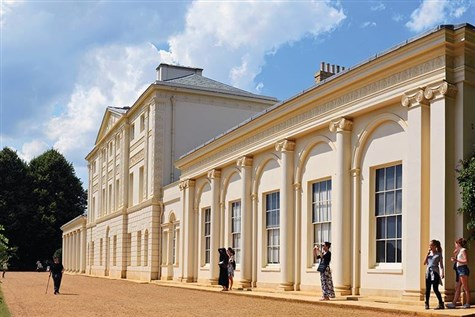 Kenwood House and Hampstead