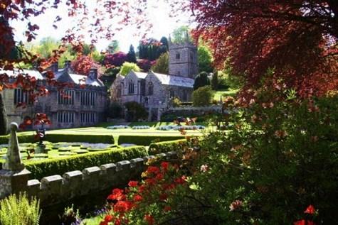 Cornish Gardens in Spring