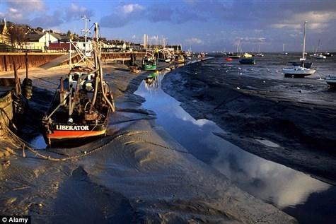 Maritime Essex & the Kent Coast