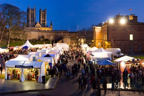 Lincoln Christmas Market Express