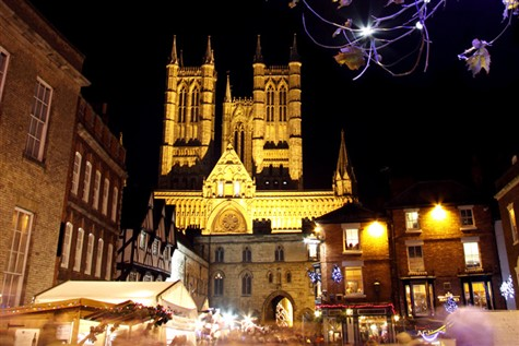 Lincoln Christmas Market, Express