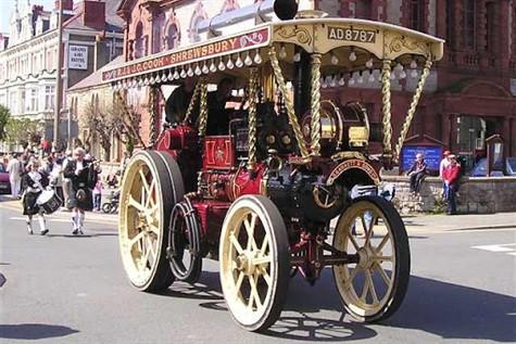 Llandudno Victorian Extravaganza Express