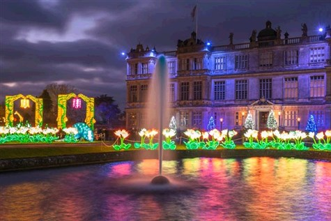 Longleat Festival of Light - A Fantastic Voyage