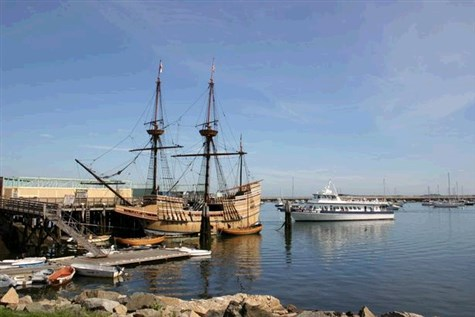 Plymouth Mayflower Muster